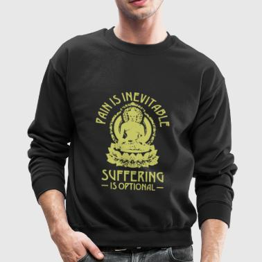 Love Buddha Shirt - Crewneck Sweatshirt