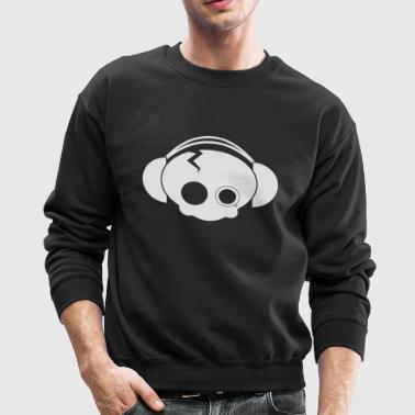 cute skull - Crewneck Sweatshirt