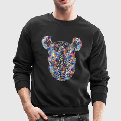Rhinoceros Shirt - Crewneck Sweatshirt