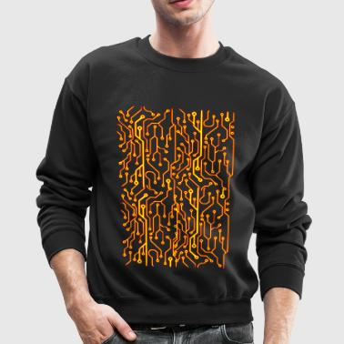 Circuit Board - Crewneck Sweatshirt