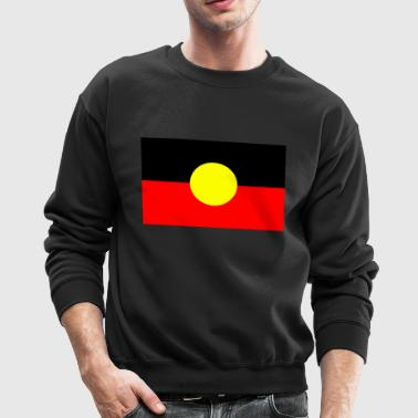 ABORIGINAL FLAG - Crewneck Sweatshirt