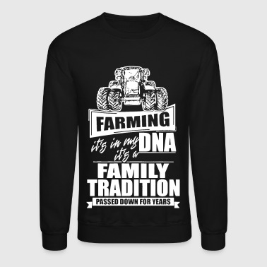 Farming T Shirt - Crewneck Sweatshirt