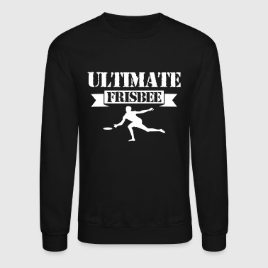 Ultimate Frisbee Shirts - Crewneck Sweatshirt