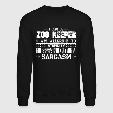 Zoo Keeper Shirts - Crewneck Sweatshirt