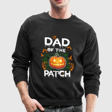 Dad Of The Patch - Crewneck Sweatshirt