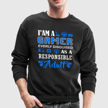 I'm A Gamer Shirt - Crewneck Sweatshirt