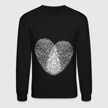 Fingerprints - Crewneck Sweatshirt