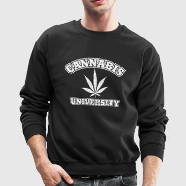 Cannabis University - Crewneck Sweatshirt