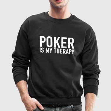 Poker Tee Shirt - Crewneck Sweatshirt