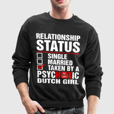 Psychotic Dutch Girl - Crewneck Sweatshirt