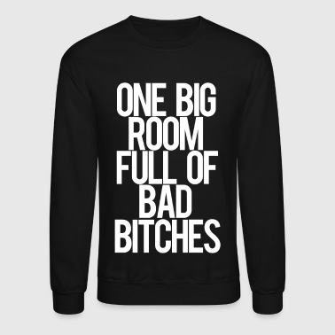 one big room - Crewneck Sweatshirt