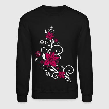 Beautiful summer flowers - Crewneck Sweatshirt