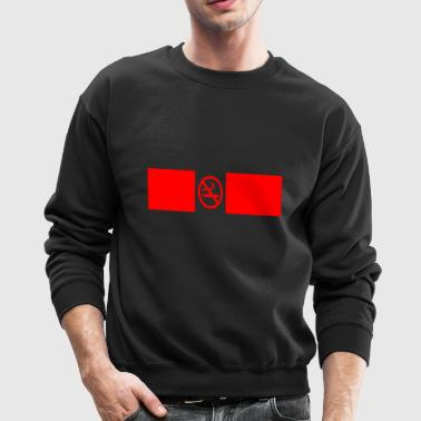 no smoking - Crewneck Sweatshirt