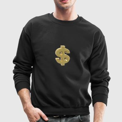 Currency, dollar - Crewneck Sweatshirt
