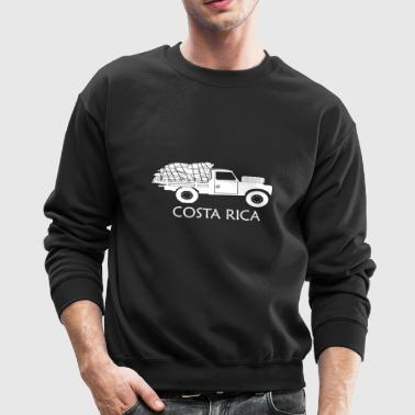 Costa Rica Coffee Truck - Crewneck Sweatshirt