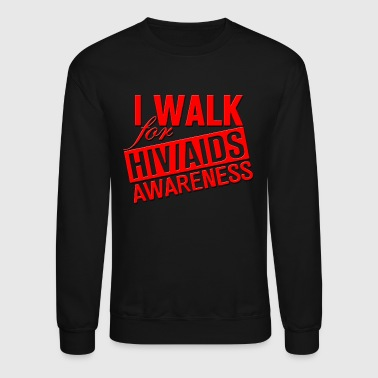 AIDS Awareness - Crewneck Sweatshirt