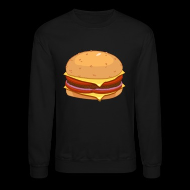 Hamburger - Crewneck Sweatshirt