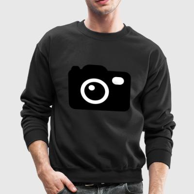 camera - Crewneck Sweatshirt
