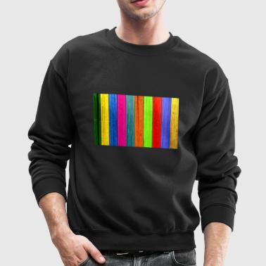 wood - Crewneck Sweatshirt