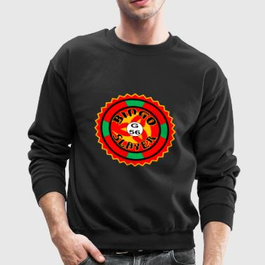 MASTER, MISTRESS, KING, QUEEN OF BINGO - Crewneck Sweatshirt