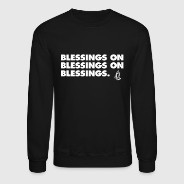 Blessings Drake 6ix - Crewneck Sweatshirt
