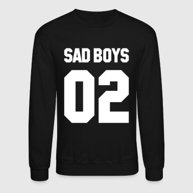 SAD BOYS - Crewneck Sweatshirt
