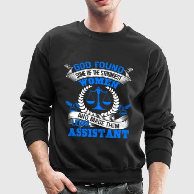 Legal Assistant Shirt - Crewneck Sweatshirt