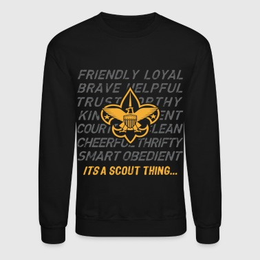 Its A Scout Thing - Crewneck Sweatshirt