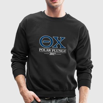 Beta Rho Polar Plunge - Crewneck Sweatshirt