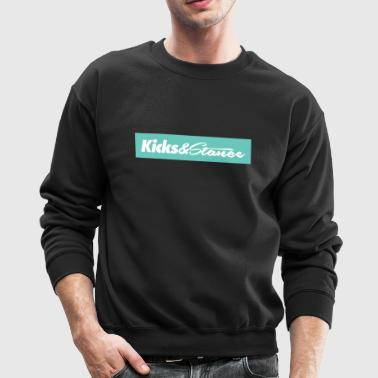 Kicks and Stance apparel - Crewneck Sweatshirt
