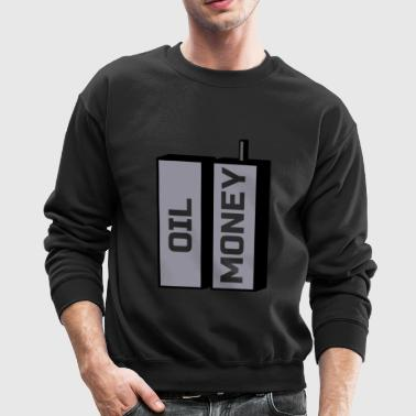 Oil Money - Crewneck Sweatshirt