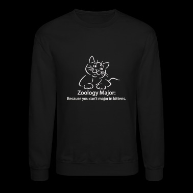 Zoology Major - Crewneck Sweatshirt