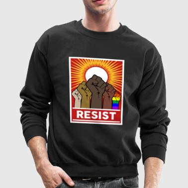 Resist - Crewneck Sweatshirt