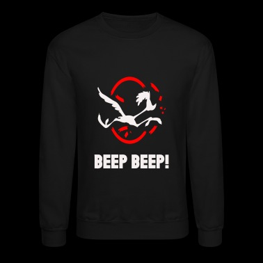 Beep Beep classic cartoon - Crewneck Sweatshirt