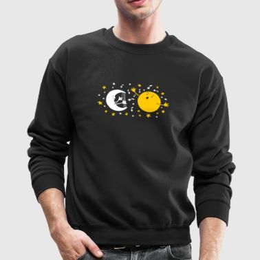 space concert - Crewneck Sweatshirt