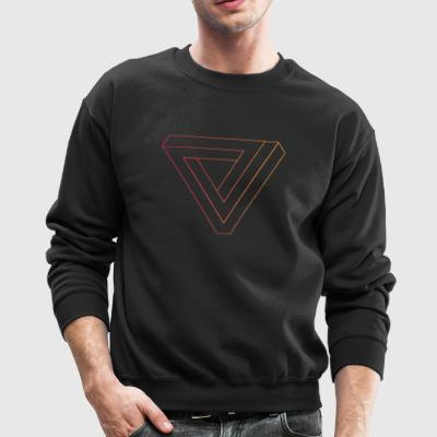 Impossible tringle - Crewneck Sweatshirt