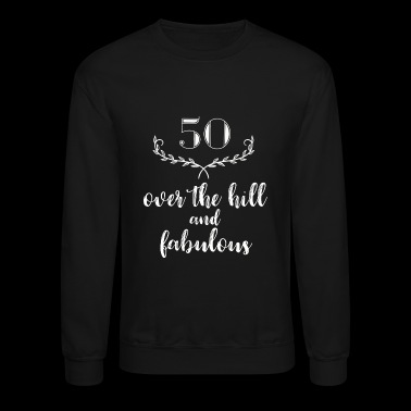 50th birthday - 50th birthday - Crewneck Sweatshirt