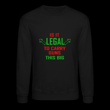 Is It Legal - Crewneck Sweatshirt