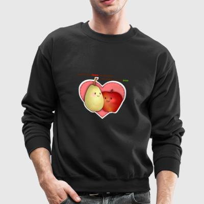 Apple and Pear - Crewneck Sweatshirt