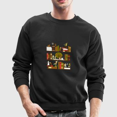 A Novel Idea - Crewneck Sweatshirt