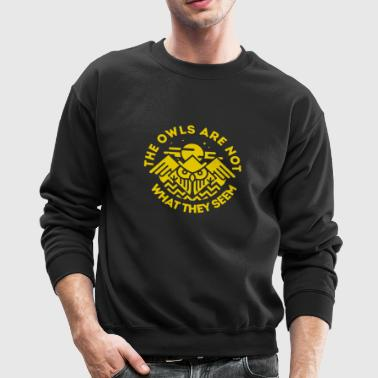 the owls - Crewneck Sweatshirt