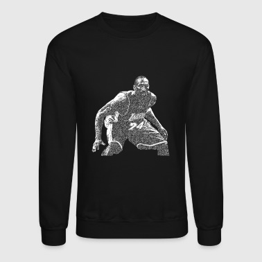 kobe Bryant Pencil sketch - Crewneck Sweatshirt