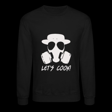 Bad Walter White Mask - Crewneck Sweatshirt