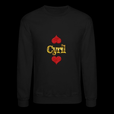Cyril - Crewneck Sweatshirt
