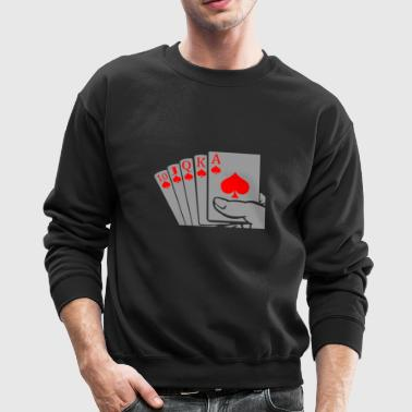 Card - Crewneck Sweatshirt