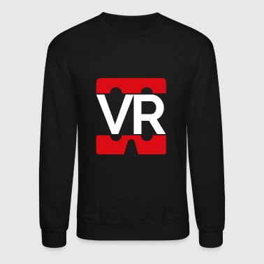 VR Glasses - Crewneck Sweatshirt