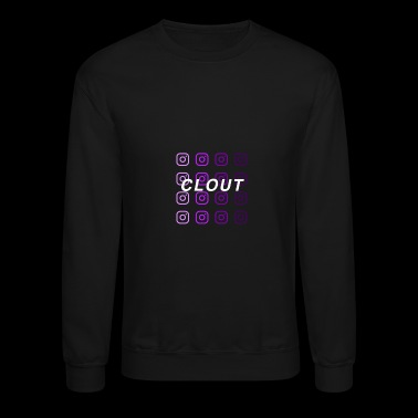 Clout Design 1 - Crewneck Sweatshirt