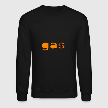gas - Crewneck Sweatshirt