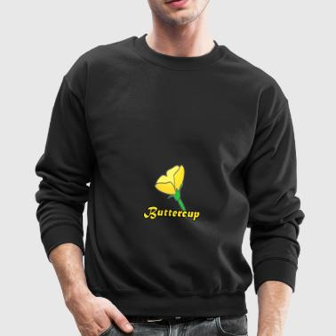 Buttercup Shirt - Crewneck Sweatshirt