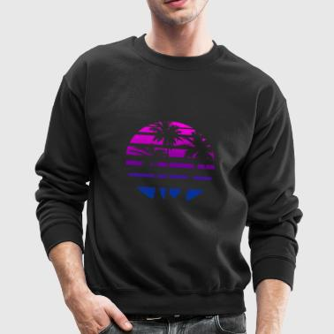 Trophical Aesthetic - Crewneck Sweatshirt